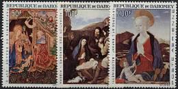 Dahomey, PA N° 050 à N° 052** Y Et T, 50 / 52 - Benin - Dahomey (1960-...)