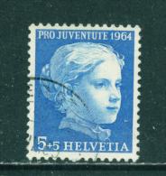 SWITZERLAND - 1964  Pro Juventute  5+5c  Used As Scan - Pro Juventute