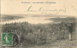 CPA-1910-71-LES SETTONS-VUE GENERALE-TBE - Francia