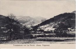 Vue De LA PARRIEE-LUSSE (Vosges)  Vue D'ensemble En Hiver - VOIR 2 SCANS - - Autres Communes