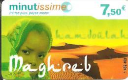Minutissme: Maghreb - Frankreich