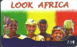 Look Africa - Frankreich