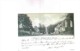 BONSECOURS (Belgique) - La Route De Condé (descente) - Belgique