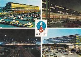 AEROPORT DE PARIS-ORLY MULTIVUES(dil56) - Aéroports De Paris