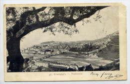 Italie-- VENTIMIGLIA--Panorama  éd P.Gibelli--carte Précurseur Pas Très Courante----à Saisir----voir état - Italy