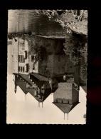 VEYTAUX  Lac Léman : Le Château De CHILLON  Baigneurs Sur La Plage  1956 - VD Vaud