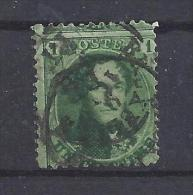 N°13A GESTEMPELD ZM/TB/VF USED € 40.00 SUPERBE - 1863-1864 Médaillons (13/16)