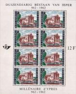 Bloc 33 Millénaire De La Ville D'Ypres - Etat Neuf - Fraicheur Postale - Blocs 1962-....