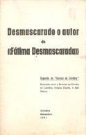 """Fátima - Desmascarando O Autor De """"Fátima Desmascarada"""", Separata Do """"Correio De Coimbra"""" (7 Scans) - Boeken, Tijdschriften, Stripverhalen"""