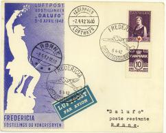 Denmark / Airmail / Red Cross . - Denemarken