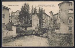 GERBEVILLER - LA - MARTYRE . - Gerbeviller