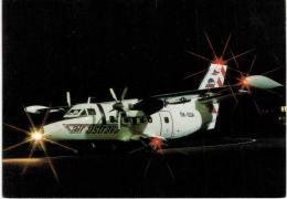 Thème -Transport -  Avion - Air Hobby 40 - LET L-410 UVP-E7 OK-SDA (cn872018) At Ostrava (OSR) 10/94 - Air Ostrava - 1946-....: Moderne
