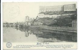 CPA -HUY -LE FORT -Belgique, Liège -Circulé 1915 -Edit. La Belgique Historique - Hoei