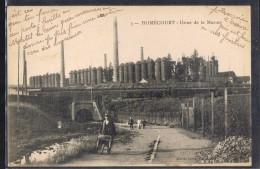 HOMECOURT . Usine De La Marine . - Homecourt