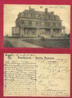 Izegem 1924 Kasteel Bosmolen Chateau Du Bois Moulin - Izegem
