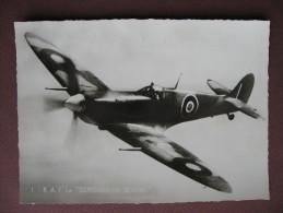 RARE Lot 21 CPA CPSM PHOTO AVIATION RAF & USA AVIONS BOMBARDIER CHASSE HYDRAVION PLANEUR Divers. Descriptifs Et Pochette - Evian-les-Bains