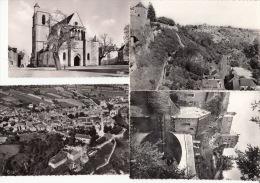 Mailly-le-Château - 6 Cartes Différentes - Autres Communes