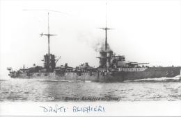 """CUIRASSE """" DANTE ALIGHIERI  """" Marine Italienne - Oorlog"""