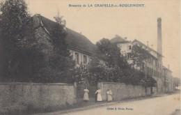 CPA - La Chapelle Sous Rougemont - Brasserie - Unclassified