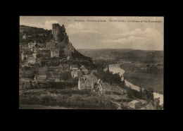24 Castelnaud-la-Chapelle Chateau - France