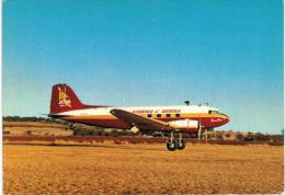 Thème -  Avion - Aironautica - VC3 - Douglas DC 3 - Jetairlines Of Australia - 1970's - 1946-....: Moderne