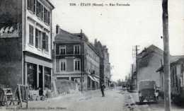 ETAIN Rue  National - Etain