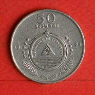 CAPE VERDE  50  ESCUDOS  1994   KM# 44  -    (Nº04530) - Cap Vert