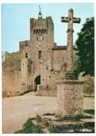 CP, 32, Environs De CONDOM, LARRESSINGLE, L'Entrée Du Village Fortifié, Vierge - Non Classés