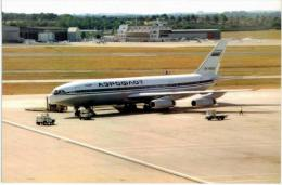 Thème -  Avion - The Birmingham Airport Collection -Aeroflot RA 86063 - Aout 1995 - 1946-....: Moderne