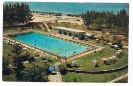 AFR-724   BEIRA : Grand Hotel - Piscine Et Jardin - Mozambique