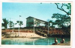 AFR-727   KARIBA : Hotel And Swimming Pool - Zimbabwe