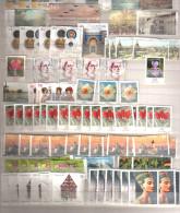 170 Nutzbare Marken Ohne Gummi - [7] Federal Republic