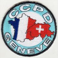 POLICE - PAF CCPD GENEVE - Police & Gendarmerie