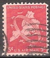 """UNITED STATES   #   STAMPS FROM YEAR 1948  """" STANLEY GIBBONS A957"""" - 2a. 1941-1960 Used"""