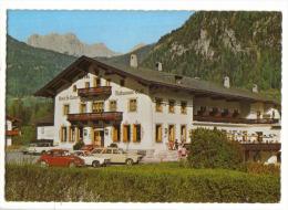 Lofer - Hotel St. Hubertus - 1974 - Autos VW Käfer - Lofer
