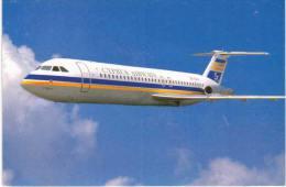 Thème -  Avion  - Cyprus Airways - BC 1-11 - 1946-....: Moderne