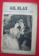Gil Blas, Illustré Hebdomadaire N° 2 Du 8 Janvier 1893 - Books, Magazines, Comics