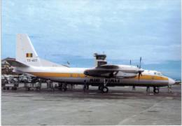 Thème -  Avion - Dexempo - DP 089 - Antonov AN 24B TZ ACT Cn 87304104 Air Mali - Bamako - April 1972 - 1946-....: Moderne
