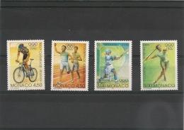 MONACO  Année 1996   N° Y/T : 2051/54** - Monaco