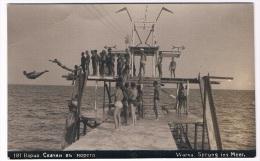 RUM-50   WARNA : Sprung Ins Meer - Romania