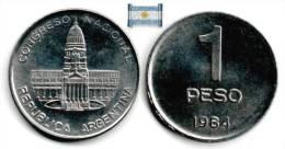 Argentine - 1 Peso 1984 (UNC) - Argentina