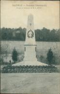 54 MAXEVILLE / Monument Commémoratif / - Maxeville