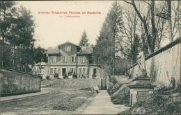 54 MAXEVILLE / Grandes Brasseries Réunies, Laboratoire / - Maxeville