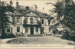 54 MAXEVILLE / Foyer Du Jeune Ouvrier, Le Château / - Maxeville