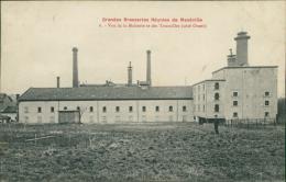 54 MAXEVILLE / Grandes Brasseries Réunies, La Malterie Et Les Tourailles / - Maxeville