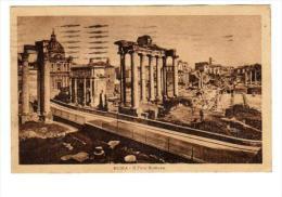 Italie Italia Lazio,  ROMA,  Il Foro Romano,  1927  ,    Ediz E.G.D.V. - Roma