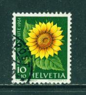 SWITZERLAND - 1961  Pro Juventute  10+10c  Used As Scan - Pro Juventute