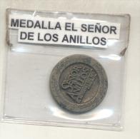 EL SEÑOR DE LOS ANILLOS EL RETORNO DEL REY FRODO