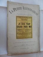 ANCIENNE REVUE / LA PETITE ILLUSTRATION No 193 - MAI 1924 - Théatre & Déguisements