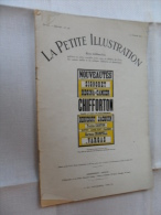 ANCIENNE REVUE / LA PETITE ILLUSTRATION No 231  -  FEVR  1925 - Toneel & Vermommingen